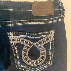 Big Star Maddie Skinny Jeans